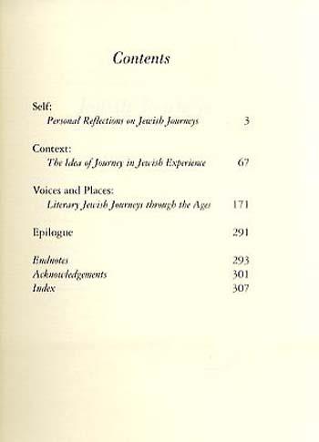 Jewish Journeys (Hardback)