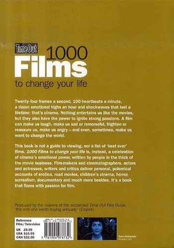1000 Films to Change Your Life (Paperback)