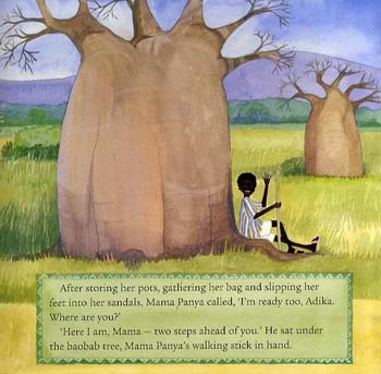 Mama Panya's Pancakes: A Village Tale from Kenya (Paperback)