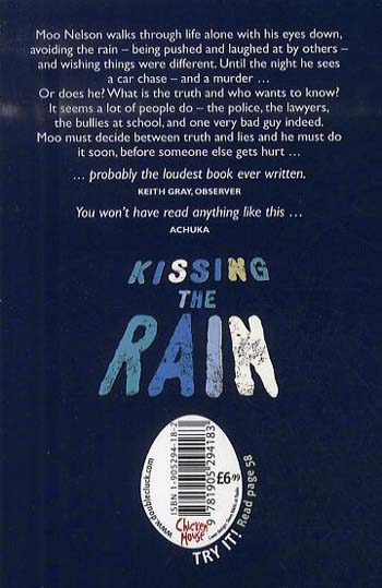 Kissing the Rain (Paperback)