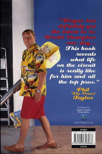 Hawaii 501: A Year in the Life of a Darts Pro (Hardback)