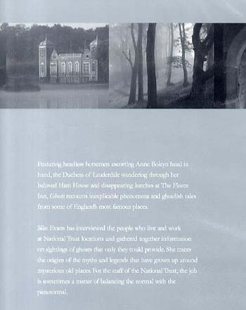 Ghosts: Spooky Stories and Eerie Encounters from the National Trust - National Trust History & Heritage (Hardback)