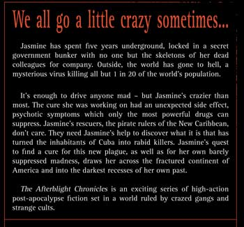 Kill or Cure: We All Go a Little Crazy Sometimes! - Afterblight Chronicles (Paperback)