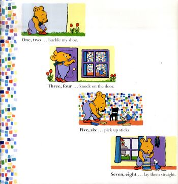 Bridget's Book of Nursery Rhymes (Hardback)