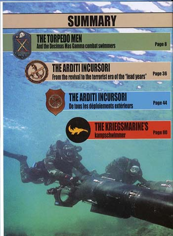 Warriors from the Deep: The Extraordinary History of the World's Combat Swimmers (Hardback)