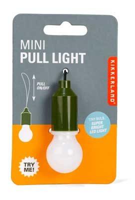 Mini Light Bulb Keyring