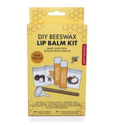 DIY Beeswax Lip Balm Kit