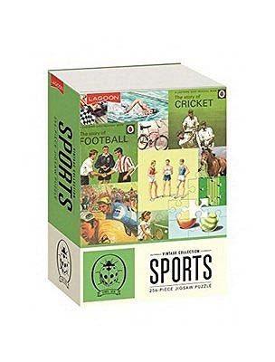 Ladybird Sport Puzzle