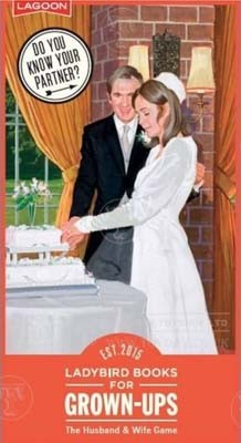 Ladybird Books For Grown-Ups Husband And Wife Game