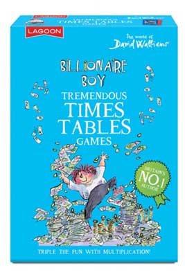 Billionaire Boy's Tremendous Times Table Games