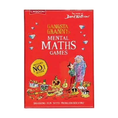 Gangsta Granny's Mental Maths Games