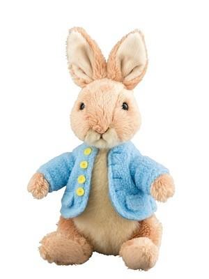 Peter Rabbit Small Plush