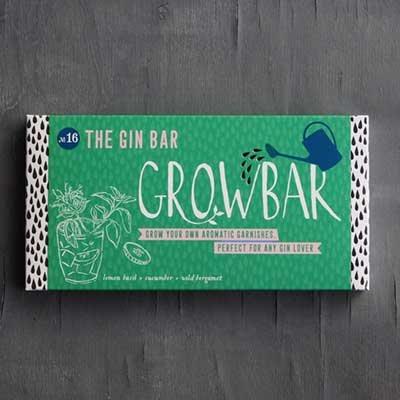 The Gin Grow Bar
