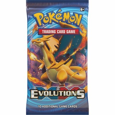 Pokemon : Xy12 Evolutions Booster