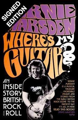 Where's My Guitar?
