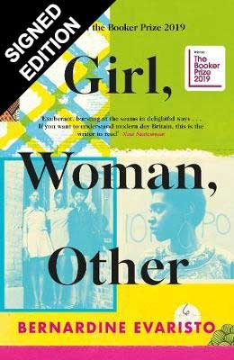 Girl, Woman, Other: Signed Edition (Hardback)