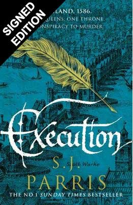 Execution: Signed Bookplate Edition - Giordano Bruno 6 (Hardback)