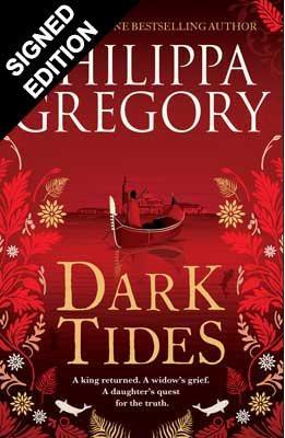 Dark Tides: Signed Exclusive Edition (Hardback)