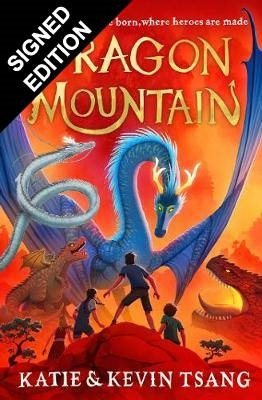 Dragon Mountain: Signed Bookplate Edition - Dragon Realm (Paperback)