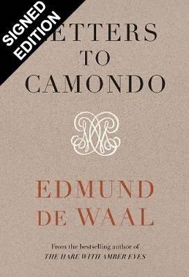 Letters to Camondo: Signed Edition (Hardback)