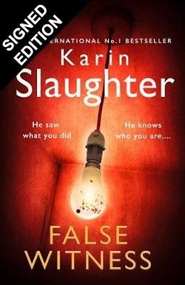 Karin Slaughter in conversation with Jake Kerridge
