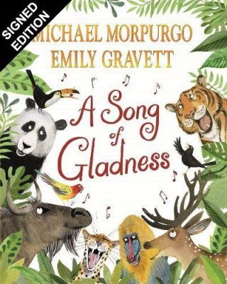 A Song of Gladness: Signed Bookplate Edition (Hardback)