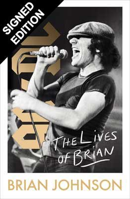 The Lives of Brian: Signed Edition (Hardback)