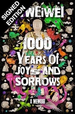1000 Years of Joys and Sorrows: A Memoir: Signed Edition (Hardback)