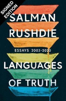 Languages of Truth: Essays 2003-2020: Signed Edition (Hardback)