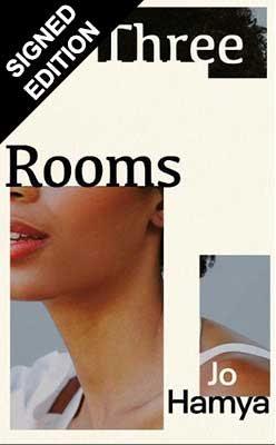 Three Rooms: Signed Edition (Hardback)