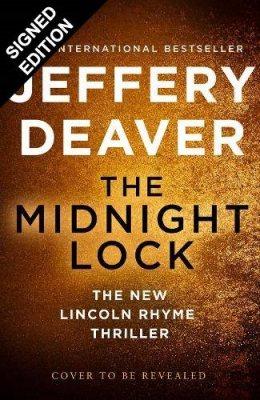 The Midnight Lock: Signed Edition (Hardback)