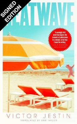Heatwave: Signed Bookplate Edition (Hardback)
