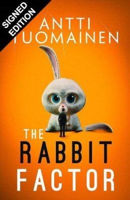 The Rabbit Factor: Signed Edition (Hardback)