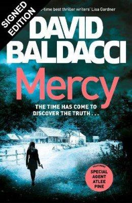 Mercy: Signed Edition - Atlee Pine series (Hardback)