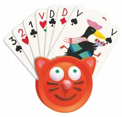 Cat Card Holder