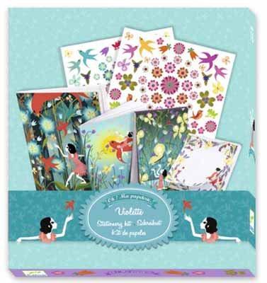 Enchanted Stationery Set
