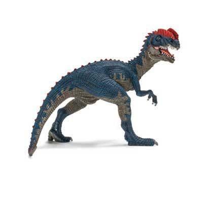 Dilophosaurus: 14567
