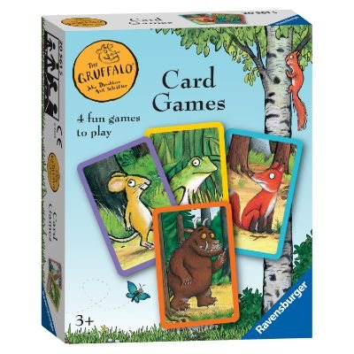 The Gruffalo Card Game