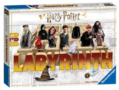 Harry Potter Labyrinth: The Moving Maze Game