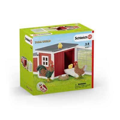 Chicken Coop: 42421