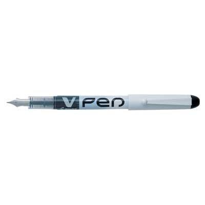 Black V-PEN Fountain Pen