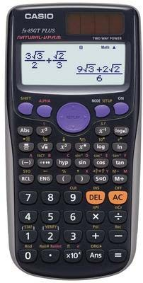 Casio Fx85 Calculator