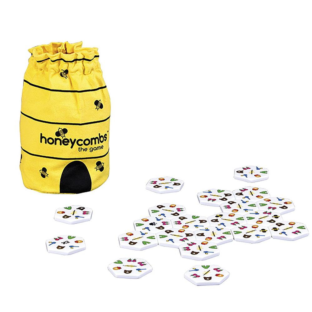 Honeycombs Tile Game