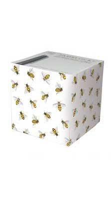 Honey Bees Memo Block