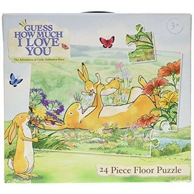 Guess How Much I Love You Floor Puzzle 24pcs