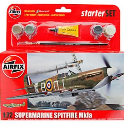 Airfix Spitfire Mk1a Starter Set