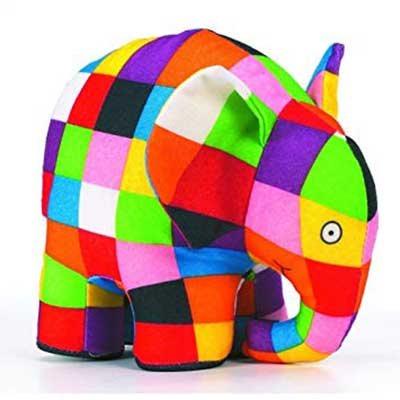 New Elmer Plush