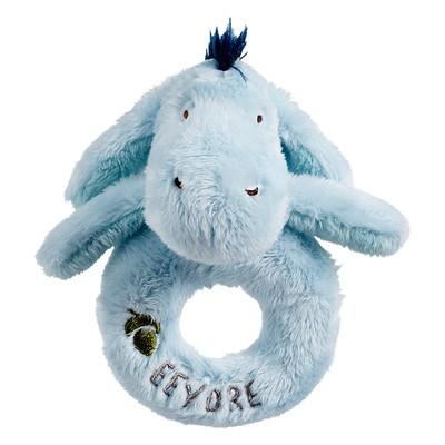 Eeyore Ring Rattle