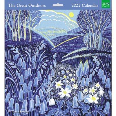 2022 Great Outdoors Annie Soudain Wall Calendar (Calendar)