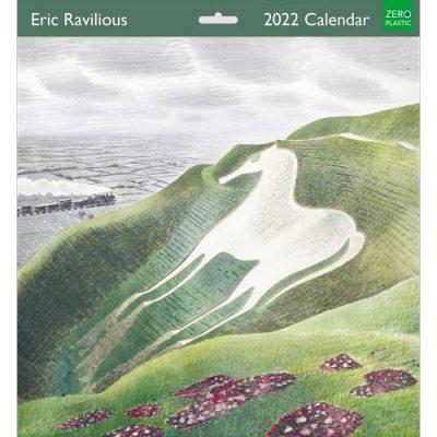 2022 Eric Ravillious Wall Calendar (Calendar)